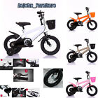 Childrens Bicycle Kids Safe Childs Junior Bike Cycle Girls Boys 12 14 16 18