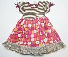 NWT Wild Flowers Written In The Stars Criss Cross Applesauce Ballet Dress Size 6