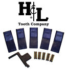 230sp Hl Tooth Original Bucket Teeth 5 Pack Cast Or Forged 23fp Pins 230csp