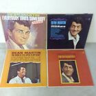4 Dean Martin Vinyl Record LP Lot VG+ EVERYBODY LOVES SOMEBODY WELCOME