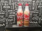 china Coca Cola New Year Design Limited Aluminum Bottle plum blossom empty