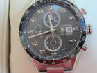 TAG Heuer Carrera 1887 CHRONOGRAPH AUTOMATIC CAR2A11-3 Excellent in Box