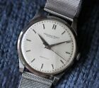 IWC Wristwatch, Vintage, Stainless Steel, Automatic, International Watch Company