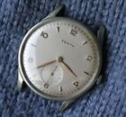 Zenith Watch, Vintage, Jumbo, Applied Indices