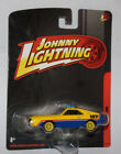 CLASSIC 1968 AMC AMX POLICE INTERCEPTOR MAD MAX MOVIE CAR BY JOHNNY LIGHTNING