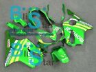 Green Glossy INJECTION Fairing Fit HONDA CBR600F4i 2005 2006 2004-2007 10 A3