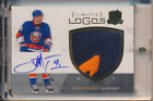 JOHN TAVARES 2010 11 UPPER DECK THE CUP LIMITED LOGOS PATCH AUTO 08 50