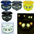 Multi-color Motorcycle Street Fighter Headlight Amber Fairing Lamp for Honda