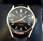 Tag Heuer Carrera Calibre 5 Mens Watch Automatic in Excellent Cond. WV211