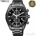CITIZEN BA7-140-51 Watch INDEPENDENT Sporty Chronograph Timeless Line Men's NEW