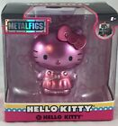 Hello Kitty Metalfigs Nano Die Cast Metal Collector Figure S1 Pink Brand New