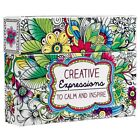 Inspirational Coloring Books For Women 44 Cards Scriptural Whimsical Adult Gift