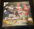 2018 Topps Chrome Update Baseball Mega Box Factory Sealed