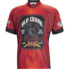 World Jerseys Old Crank Whiskey Mens Cycling Jersey Brown Black MD