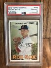 Mookie Betts Rookie Cards Checklist and Top Prospect Cards 35