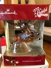 HALLMARK TEAM RUDOLPH THE RED NOSED REINDEER GAMES ORNAMENT
