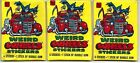 1980 Topps Weird Wheels Trading Cards 10