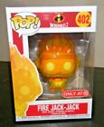 Funko Pop! Disney Pixar The Incredibles 2 Fire Jack Jack #402 Target Exclusive