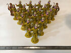 Army of VIntage Nativity Wise Men Kings Made in ITaly + Two Josephs