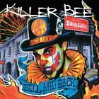 KILLER BEE From Hell and Back CD 11 tracks FACTORY SEALED NEW 2012 Z Rec England