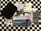 CLEAN 2002 02 BMW 325i 330i M3 Wagon Owners Manual w/CASE and EXTRA LITERATURE!