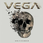 Vega – Only Human CD (2018) FRONTIERS