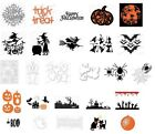 HALLOWEEN THEME DIES Impression Obsession IO Stamps Steel Wafer Die Card Making
