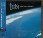 TEN / FAR BEYOND THE WORLD JAPAN CD OOP W/OBI +1B/T