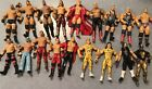 Huge WWE Jakks Classic Superstar Legends Lot Flair Rock RVD Undertaker Goldberg