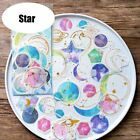 Scrapbooking Stationary Diary Label Paper Sticker Phone Decor Galaxy Stickers