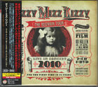 DIZZY MIZZ LIZZY-LIVE IN CONCERT 2010 - REUNION TOUR-JAPAN 2 CD+DVD M75
