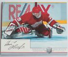 2006 07 BE A PLAYER DOMINIK HASEK SIGNATURE PORTRAITS AUTO DETROIT RED WINGS