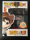 Funko POP Television Bloody Carl from the Walking Dead 7 Eleven Exclusive #97
