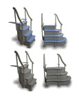 Confer Above Ground Swimming Pool Steps Various Options  Various Colors