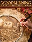 Woodburning Project  Pattern Treasury  Create Your Own Pyrography Art with