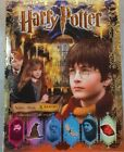 HARRY POTTER & THE PHILOSOPHERS STONE STICKER BOOK AND FULL BOX OF STICKERS