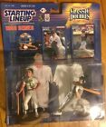 1998 Starting Lineup SLU Classic Doubles MARK MCGWIRE & JOSE CANSECO Athletics