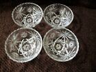 EAPC Early American Prescut  Oatmeal, Cereal, Soup Bowls Star of David (4)