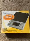 Weight Watchers Electronic Food Scale with Points Values Database Sealed In Box
