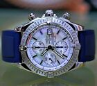 BREITLING EVOLUTION CHRONOMAT MOP DIAL A13356 IN PERFECT CONDITION LN