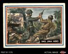 1953 Topps Fighting Marines Trading Cards 8