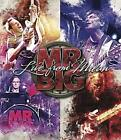 2018 JAPAN MR.BIG LIVE FROM MILAN + 2017 OFFICIAL BOOTLEG BLU-RAY + 3 From japan