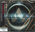 ALL 4 1-THE WORLD`S BEST HOPE-JAPAN CD F83
