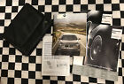 CLEAN 10 2010 BMW 725i 750i Owners Manual w/CASE and EXTRA LITERATURE!