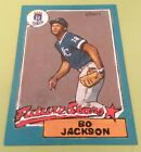 Bo Jackson Rookie Cards and Memorabilia Guide 28