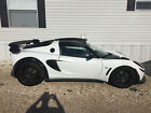 Lotus Exige Wheels 2 front black forged
