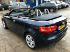2010 AUDI A3 CABRIOLET 16 TDI SPORT MANUAL 7 STAMPS CLIMATE