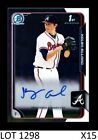 2015 Bowman Chrome Baseball Cards 11