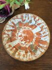 Antique Vintage Kutani Hand painted Plate 9 1/2 Inches