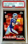 2014 Bowman Chrome Football Cards 38
